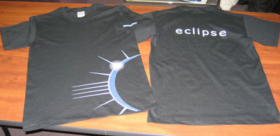 Eclipse T-Shirt for JavaOne